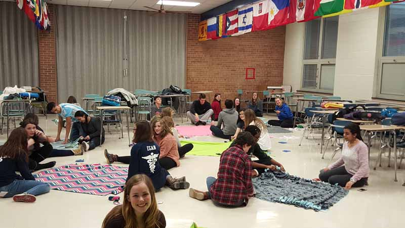 Blankets for RMH