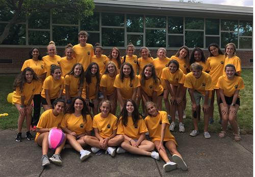 Peer Leaders Aug 2019