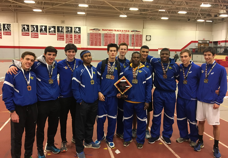 Proviso West Invite Champins