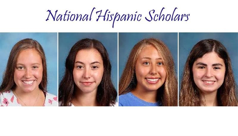 Hispanic Scholars 2020