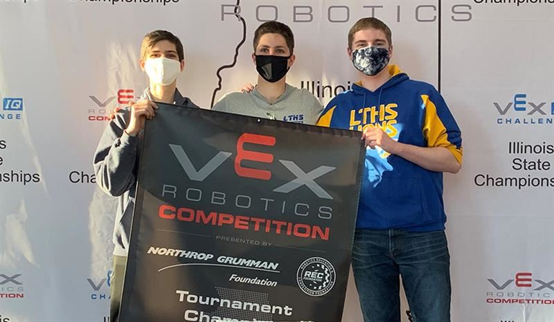 Robotics to nationals
