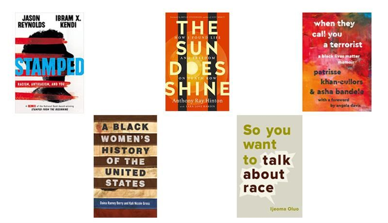 Five non-fiction books about race added to Summer Reading List